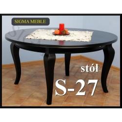 """stół """"S-27"""" (śr. 150/200 cm)"""