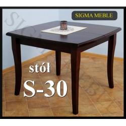 """stół """"S-30"""" (100x100/250 cm)"""