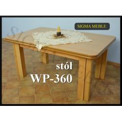 "stół ""WP-360"" (100x160/360 cm)"