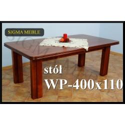 """stół """"WP-400x110"""" (110x200/400 cm)"""