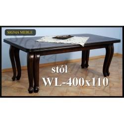 """stół """"WL-400x110"""" (110x200/400 cm)"""