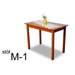 """stół """"M-1"""" (58x100 cm)"""