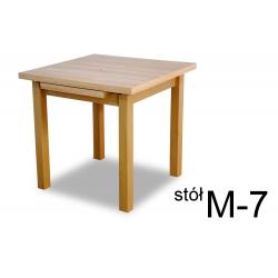 """stół """"M-7"""" (80x80/125 cm)"""