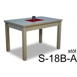 "stół ""S-18B-A"" (80x120/150 cm)"