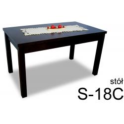 """stół """"S-18C"""" (80x140/180 cm)"""