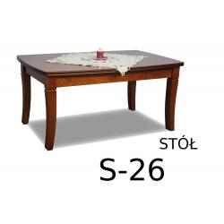 """stół """"S-26"""" (100x160/400 cm)"""