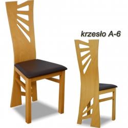 """krzesło """"A-6"""""""