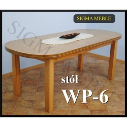 "stół ""WP-6"" (90x200/240 cm)"