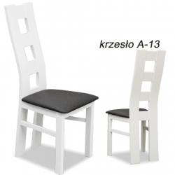 """krzesło """"A-13 białe"""""""