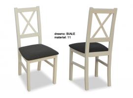 """krzesło """"N-10 BIAŁE"""""""