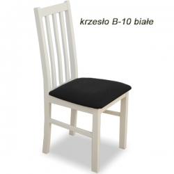 """krzesło """"B-10 białe"""""""
