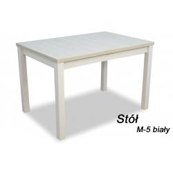 """stół """"M-5"""" biały"""