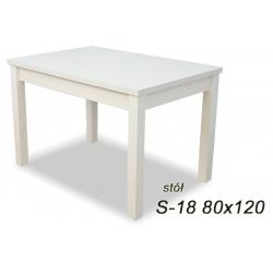 """stół """"S-18"""" biały"""